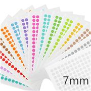 Thumbnail Image for PCR-TAG™ Cryogenic Color Dot Labels for 0.2mL PCR Tubes