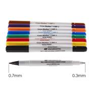 Thumbnail Image for Cryo-Marker™ Dual Point Waterproof Permanent Cryogenic Markers