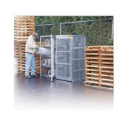 Cylinder Lockers for Safe Storage of Compressed Gas Cylinders