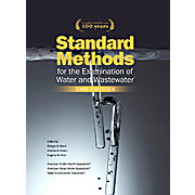 Thumbnail Image for Standard Methods for the Examination of Water and Wastewater
