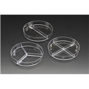 Thumbnail Image for Compartment Petri Dishes