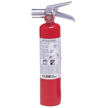 Halotron® I Fire Extinguishers