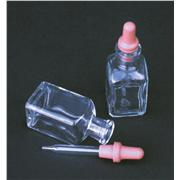 Thumbnail Image for Bottle, with Pipet and Rubber Bulb