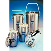 Thumbnail Image for SCILOGEX DILVAC Stainless Steel Cased Dewar Flasks