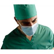 Thumbnail Image for Secure-Gard® Fluid Resistant Procedure Face Mask