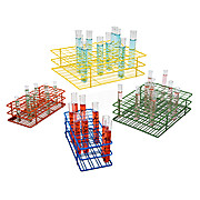 Bel-Art® Poxygrid Test Tube Racks