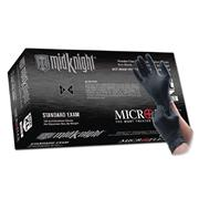Thumbnail Image for MidKnight™ Black Nitrile Gloves