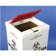 Scienceware® Spring-Activated Incinerator Carton Cvr