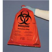 Thumbnail Image for Autoclavable Biohazard Bags, 2mil