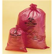 Thumbnail Image for Scienceware® Biohazard Disposal Bags with Indicator