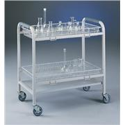 Thumbnail Image for Laboratory Wire Basket Glassware Carts