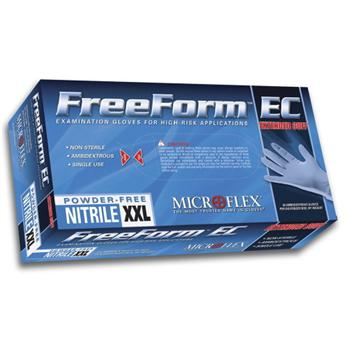 Image of FreeForm® EC Extended Cuff Nitrile Gloves