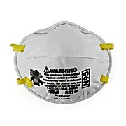 Thumbnail Image for 8210 Particulate Respirators N95