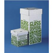 Scienceware® Disposal Cartons for Glass