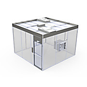 Thumbnail Image for Acrylic Hardwall Modular Cleanrooms