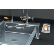 Thumbnail Image for 90° Swivel Deck-Mounted Eyewash