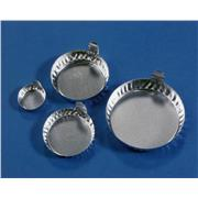 Thumbnail Image for Disposable Round Aluminum Dishes with Tabs