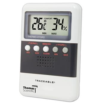 Thomas Traceable Hygrometer/Thermometer