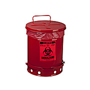 Thumbnail Image for Biohazard Waste Cans