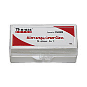 Thumbnail Image for Thomas® Microscope Cover Glass