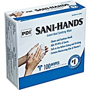 Thumbnail Image for Sani-Hands® Instant Hand Sanitizing Wipes