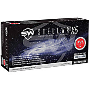 STELLAR® X5 Black Nitrile Powder-Free Exam Gloves
