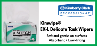 Kimberly-Clark Kimwipes